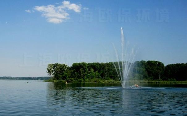 CHRYS浮水喷泉式曝气机