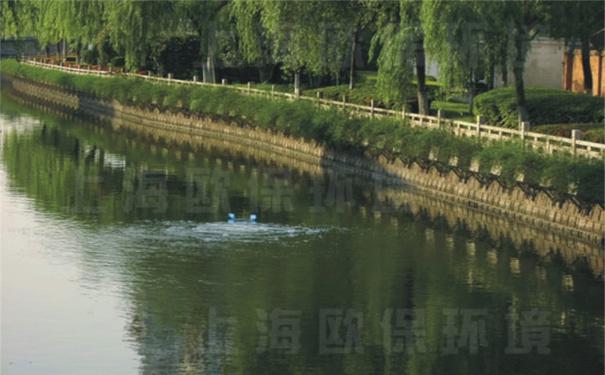 强力造流曝气机在城市河道治理中的应用