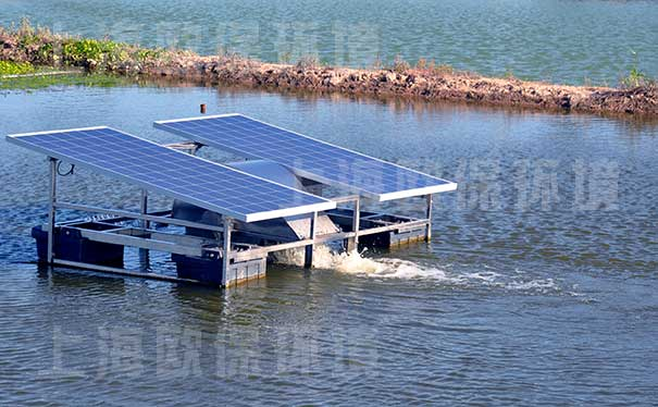 太阳能曝气机,SOLARPL推流式太阳能曝气机