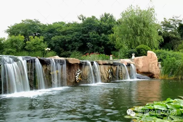 【国内案例】青岛丁家河生态治理|河道治理500例|上海