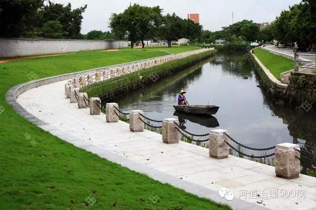 堤岸河道景观设计