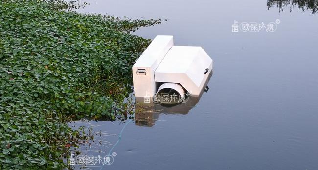 水面落叶漂浮垃圾清理机