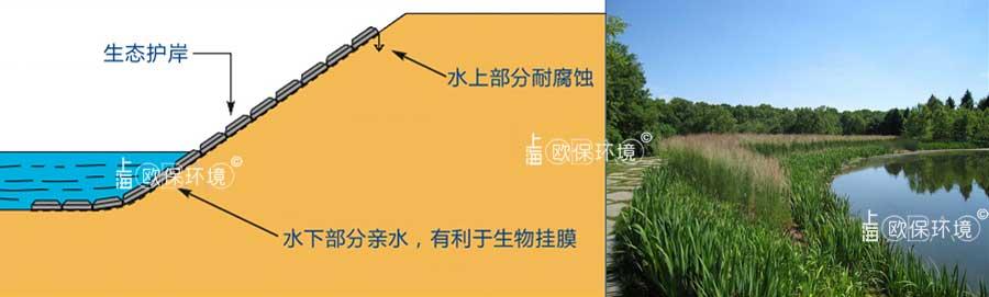 ZIPBIO2010型柔性生态护岸(多孔柔性聚酯纤维生态驳岸)