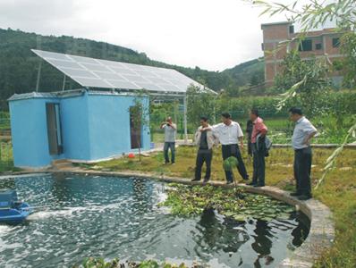 项目名称:云南玉溪新农村污水处理