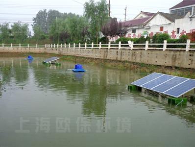 项目名称:兴化市安仁村农村污水处理工程