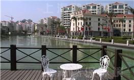 上海康城人工湖水处理