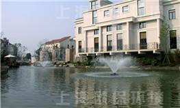 上海圣安德鲁斯庄园景观河道治理