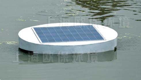 扬水式太阳能曝气机